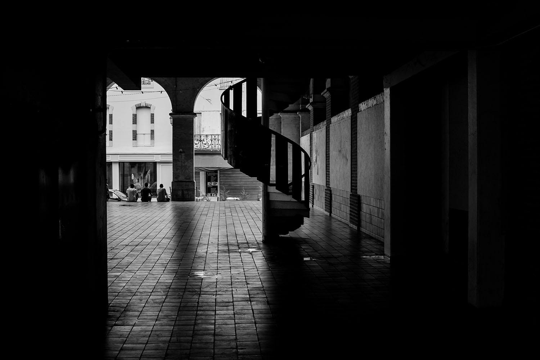 Arnaud chochon photographies for Architecture noir et blanc