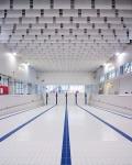 Piscine Jean Boiteux - Toulouse (31)architecture photographie arnaud chochon piscine vide france