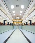 Piscine Chateau Landon - Paris 10èmearchitecture photographie arnaud chochon piscine vide france