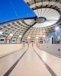 Piscine Papus - Toulouse (31)architecture photographie arnaud chochon piscine vide france
