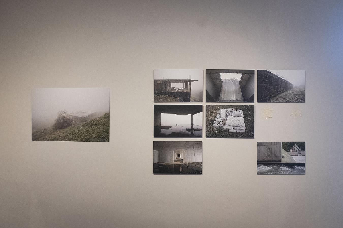 """© Arnaud Chochon - Série """"Laisse Béton"""" au Château de Seix (09)"""